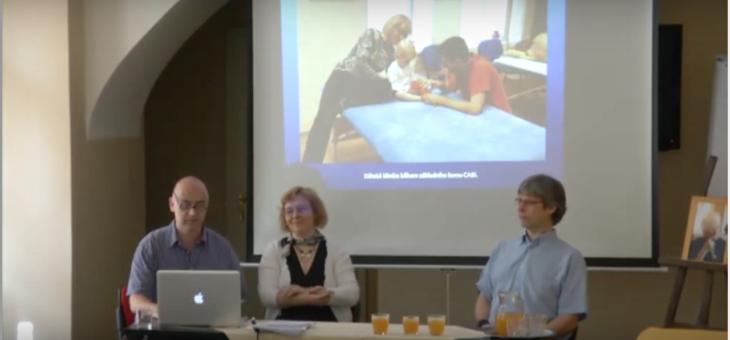 Tisková konference České asociace strukturální integrace (CASI)